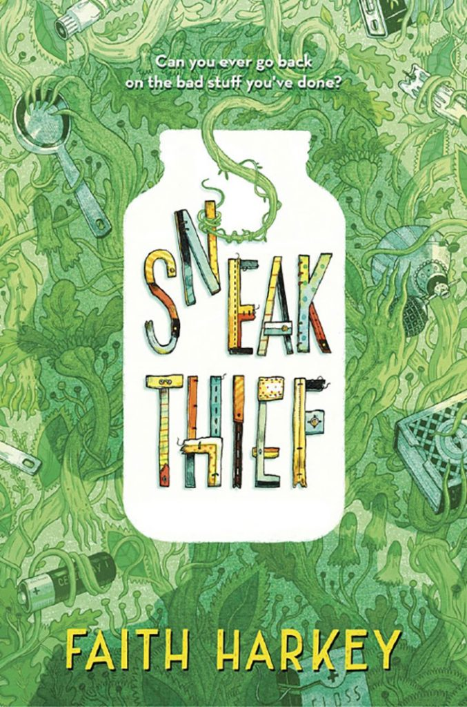 YAYBOOKS! March 2018 Roundup - Sneak Thief