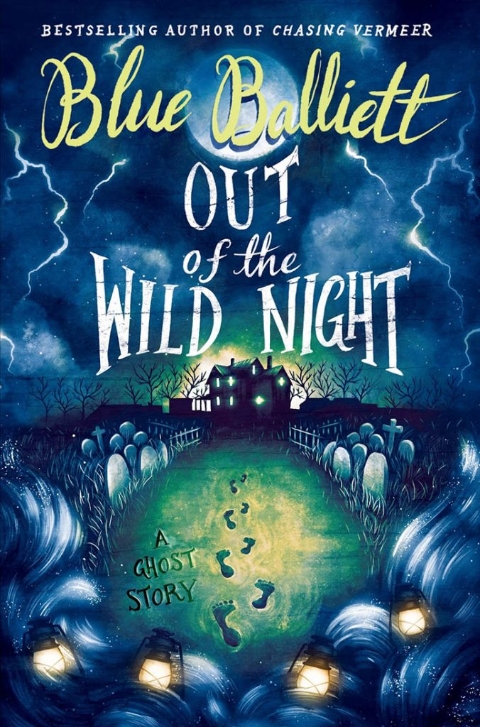 YAYBOOKS! March 2018 Roundup - Out of the Wild Night