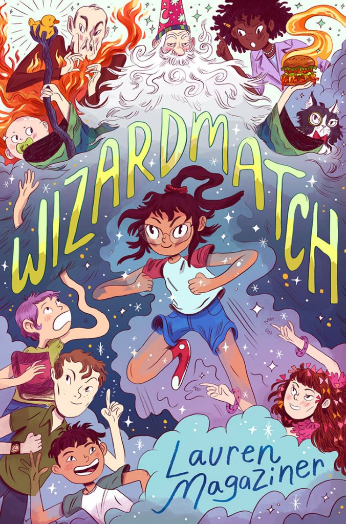 YAYBOOKS! March 2018 Roundup - Wizardmatch