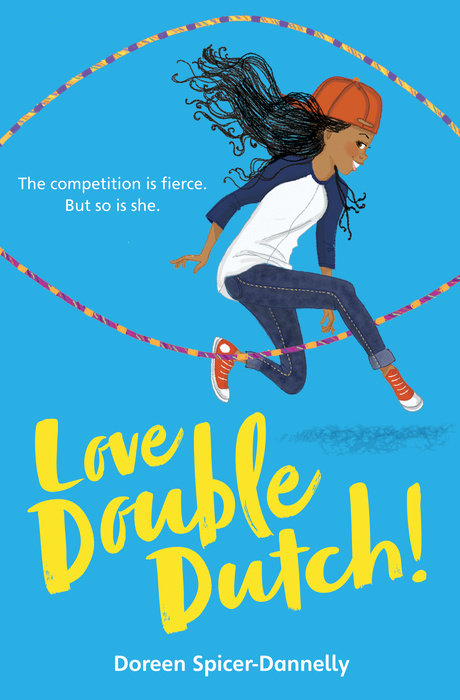 YAYBOOKS! April 2018 Roundup - Love Double Dutch