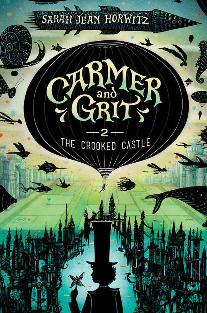 Carmer and Grit: The Crooked Castle - Beyond the Pages with Sarah Jean Horwitz