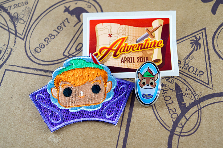 Funko Disney Treasures - Adventure
