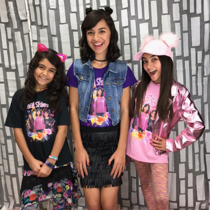 How to Rock GEM Sisters Style + Merch Giveaway