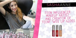 Sasha Anne Interview - Teeny Wee