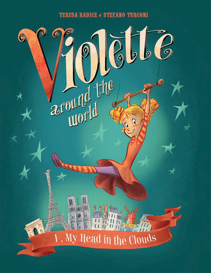 Violette Around the World: My Head in the Clouds
