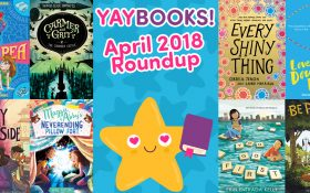 YAYBOOKS! April 2018 Roundup