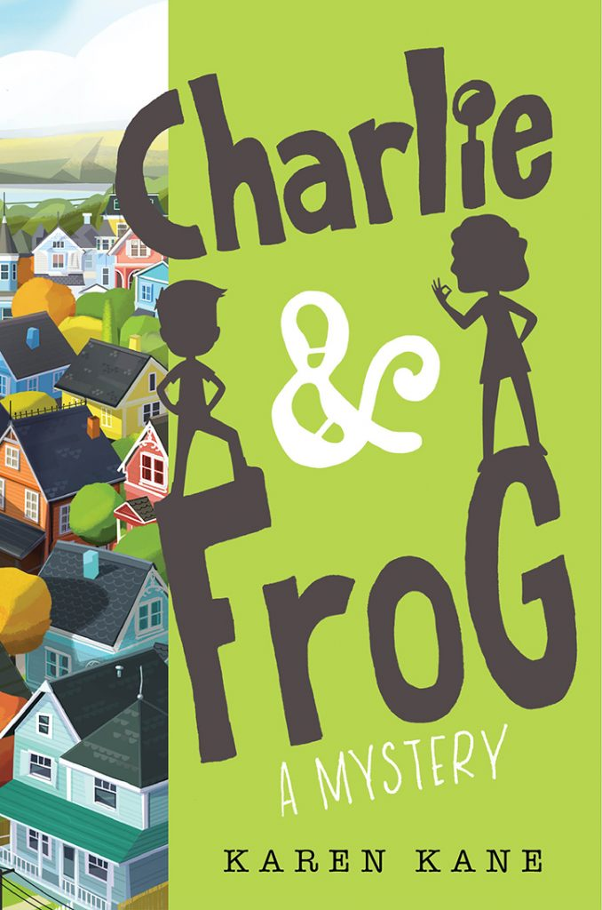 YAYBOOKS! April 2018 Roundup - Charlie and Frog