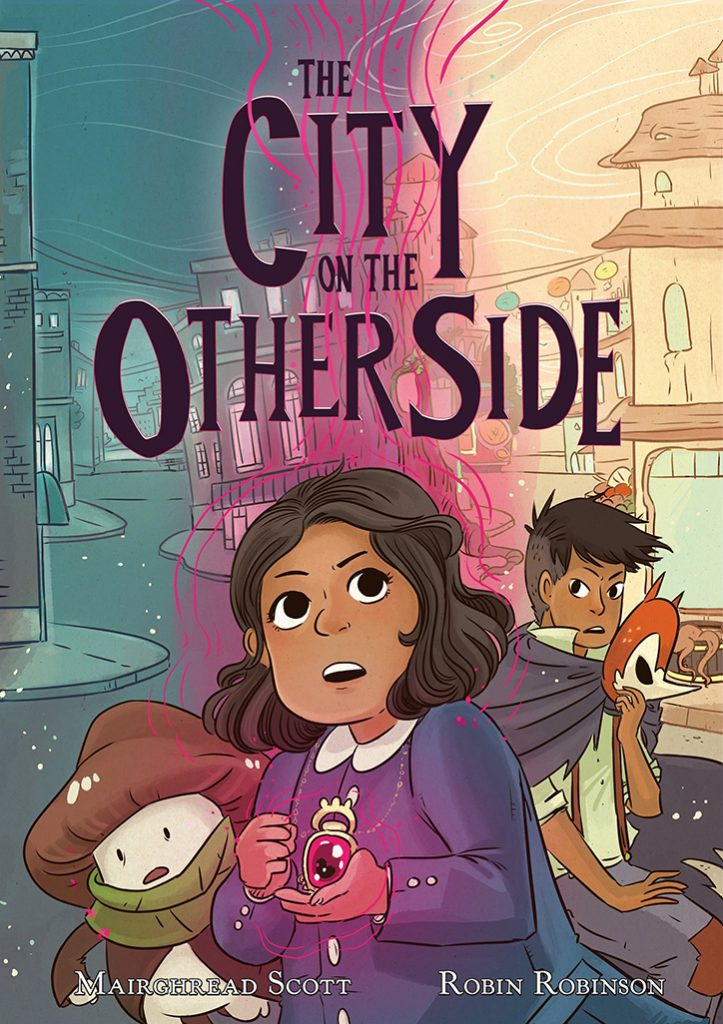 YAYBOOKS! April 2018 Roundup - The City on the Other Side