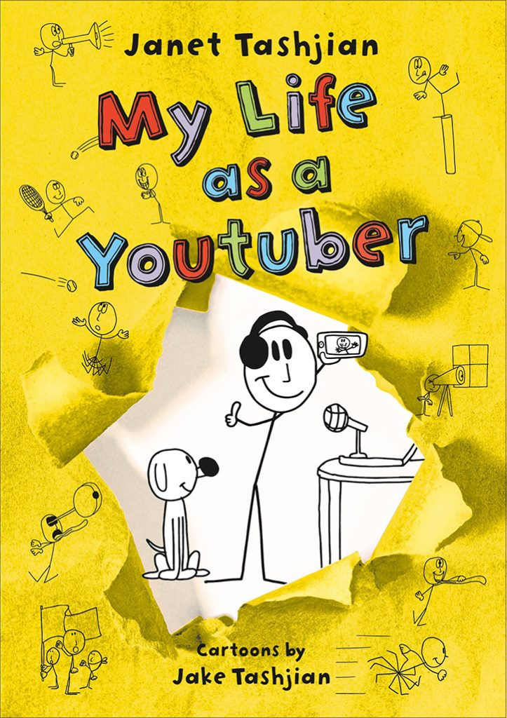YAYBOOKS! April 2018 Roundup - My Life as a YouTuber