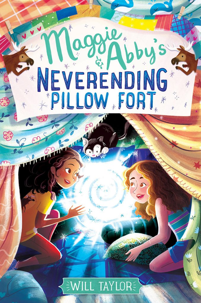 YAYBOOKS! April 2018 Roundup - Maggie and Abby's Neverending Pillow Fort