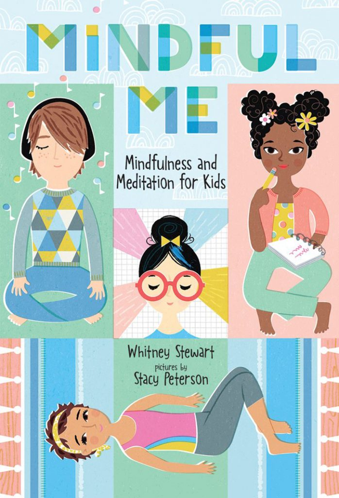 YAYBOOKS! April 2018 Roundup - Mindful Me