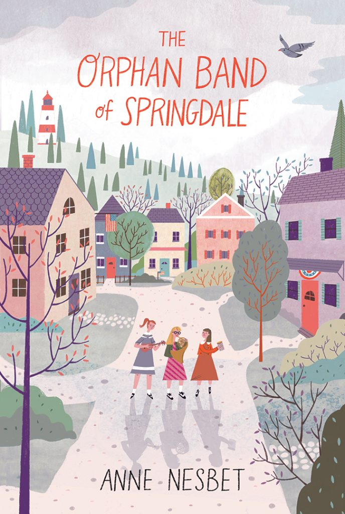 YAYBOOKS! April 2018 Roundup - The Orphan Band of Springdale