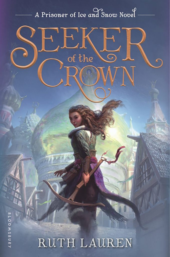 YAYBOOKS! April 2018 Roundup - Seeker of the Crown