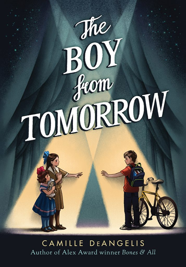 YAYBOOKS! May 2018 Roundup - The Boy From Tomorrow