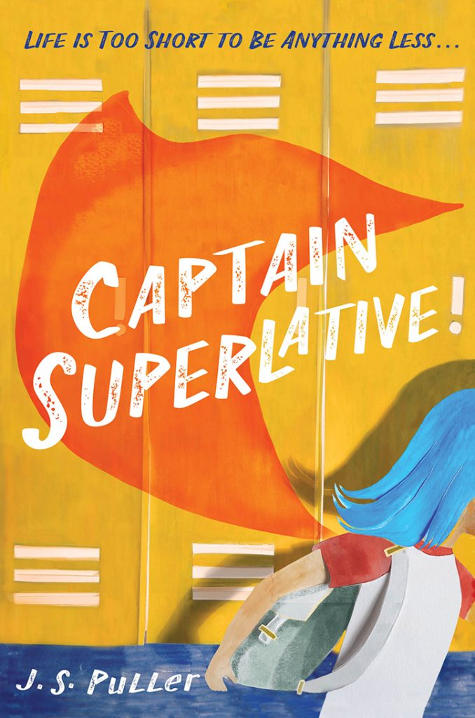 YAYBOOKS! May 2018 Roundup - Captain Superlative