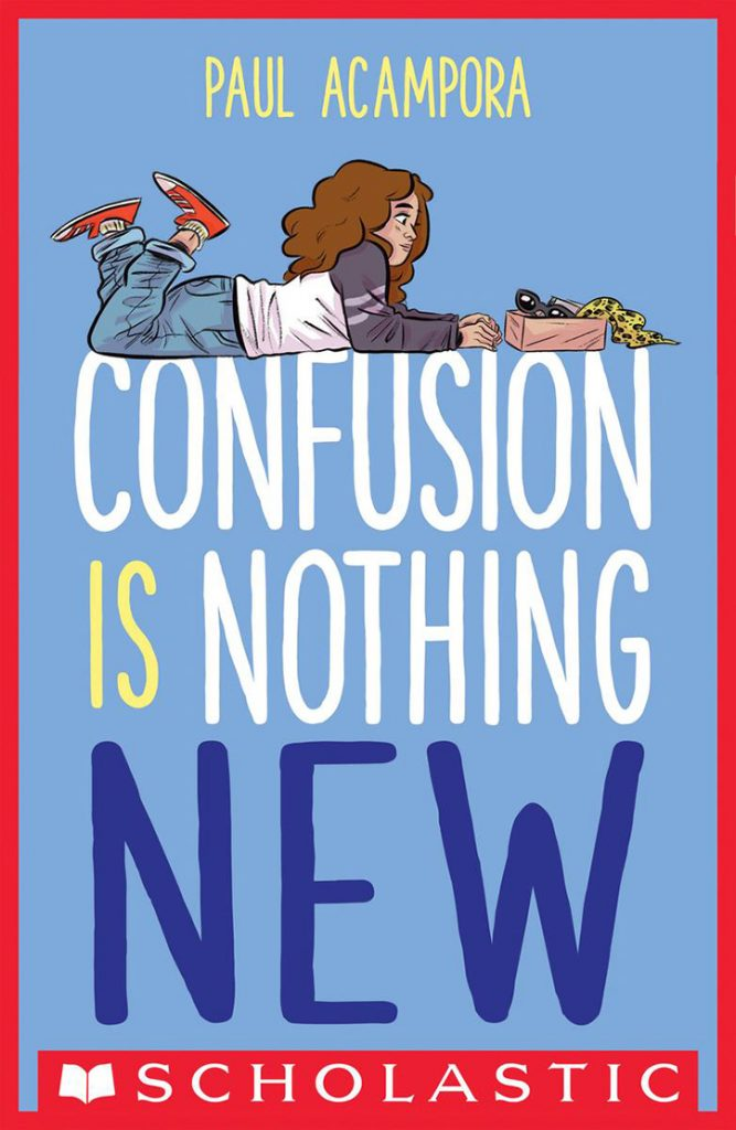 YAYBOOKS! May 2018 Roundup - Confusion is Nothing New