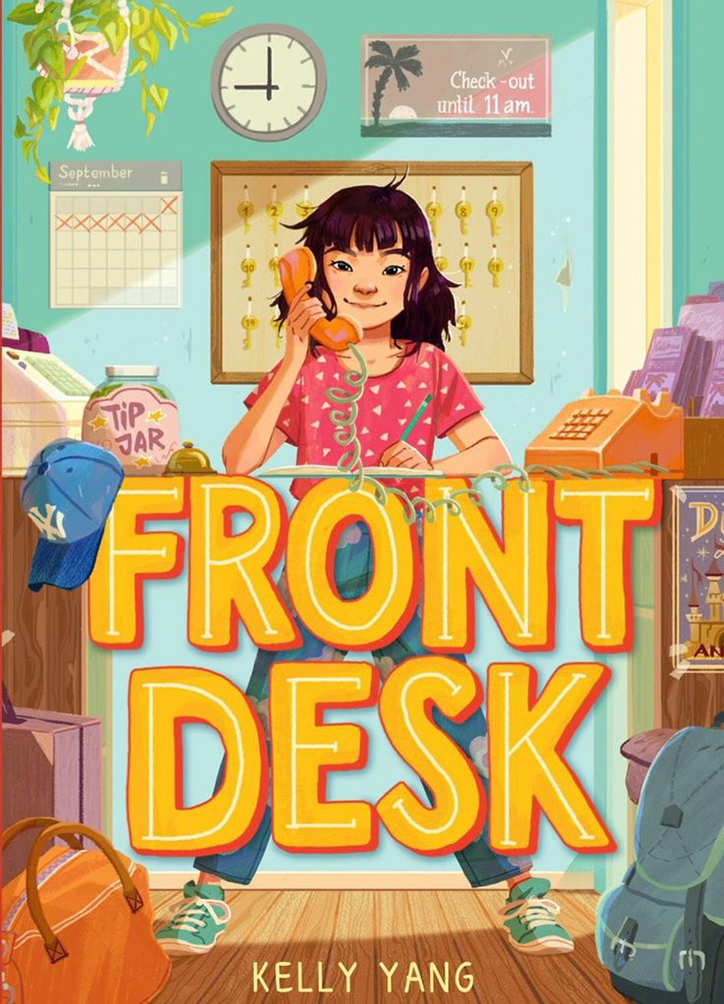 YAYBOOKS! May 2018 Roundup - Front Desk