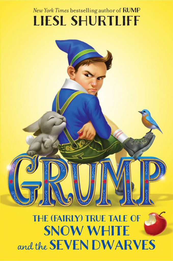 YAYBOOKS! May 2018 Roundup - Grump