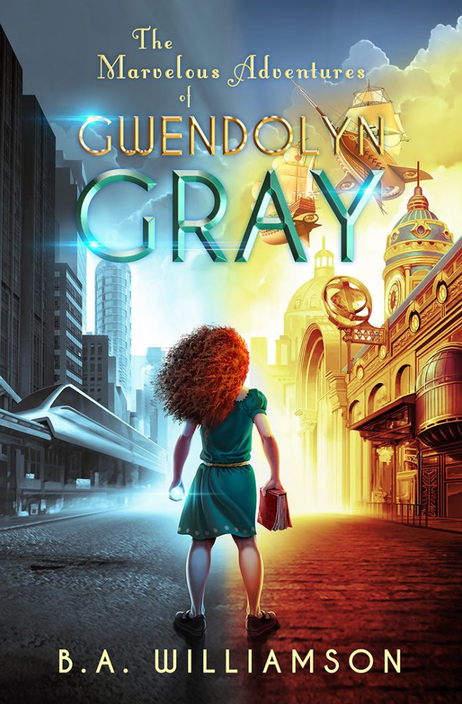 YAYBOOKS! May 2018 Roundup - The Marvelous Adventures of Gwendolyn Gray