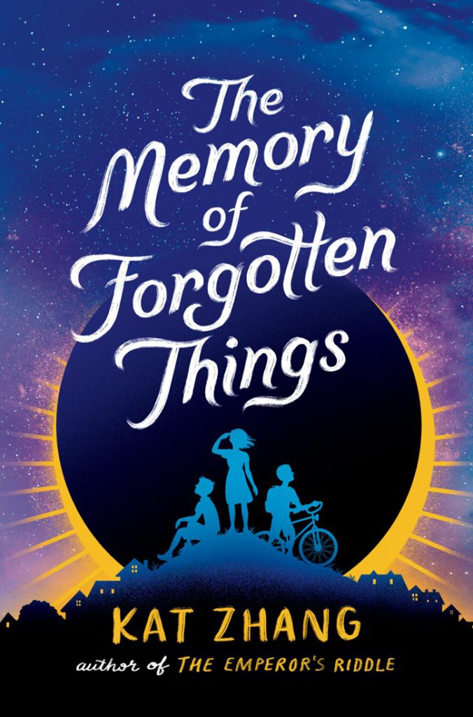 YAYBOOKS! May 2018 Roundup - The Memory of Forgotten Things
