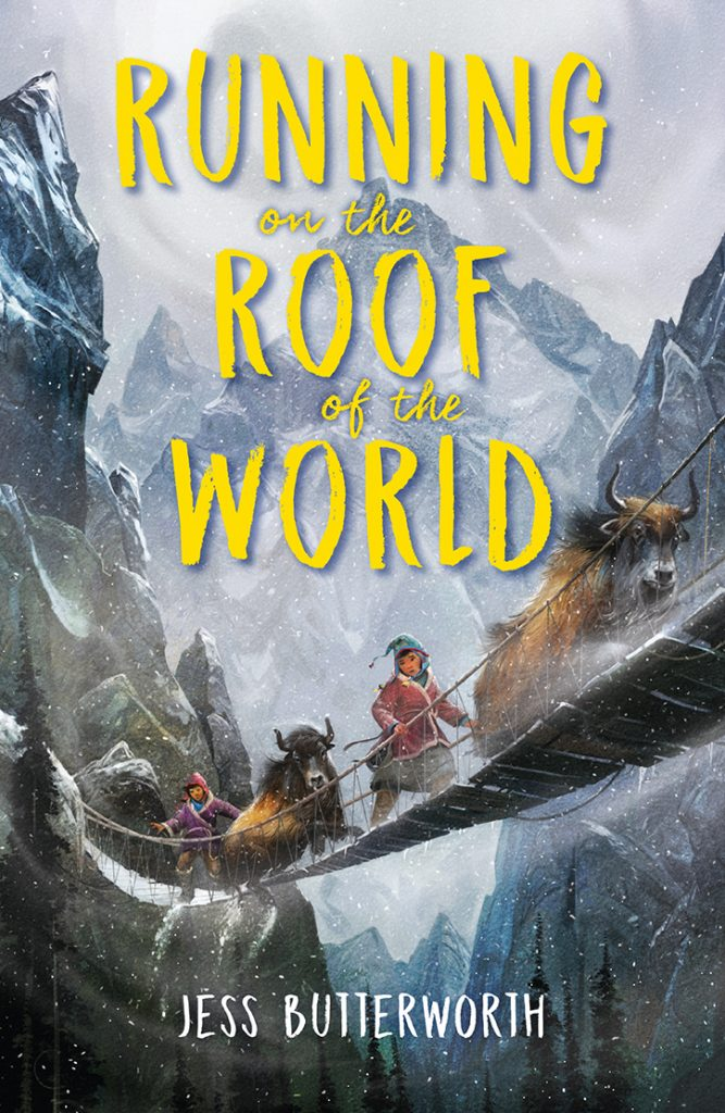YAYBOOKS! May 2018 Roundup - Running on the Roof of the World
