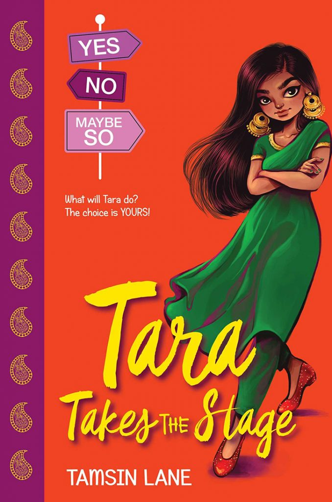 YAYBOOKS! May 2018 Roundup - Tara Takes the Stage
