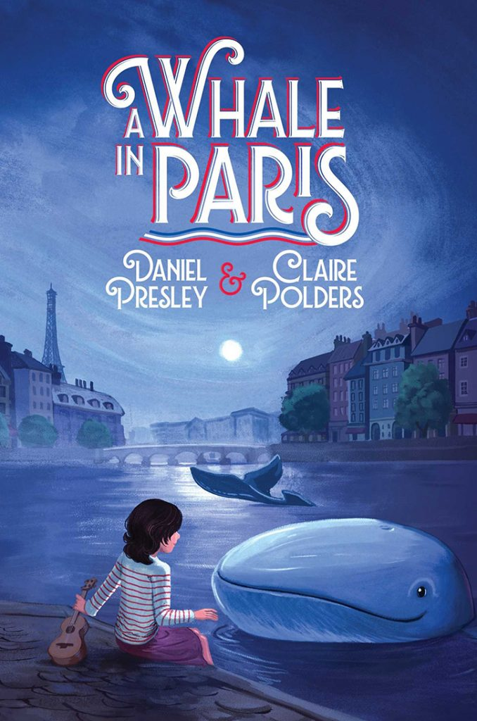 YAYBOOKS! May 2018 Roundup - A Whale in Paris