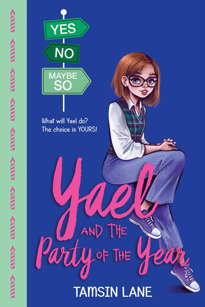 YAYBOOKS! May 2018 Roundup - Yael and the Party of the Year
