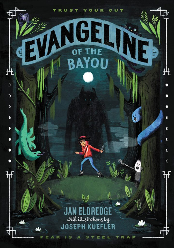 Evangeline of the Bayou - Interview with Jan Eldredge