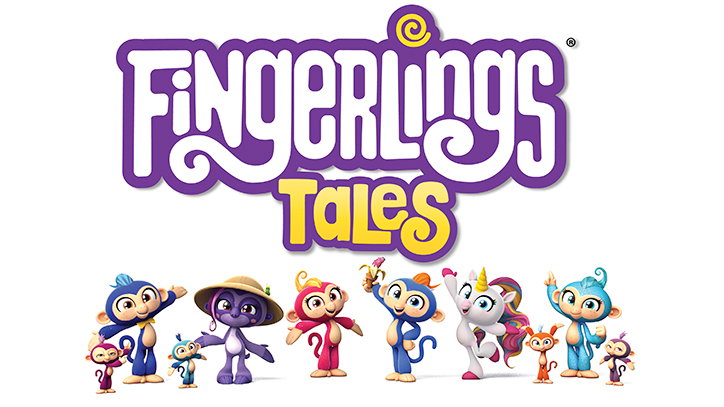 Fingerlings Tales: Win the Cast Giveaway