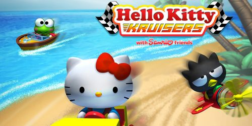 Hello Kitty Kruisers is Adorable Kart Racing Goodness