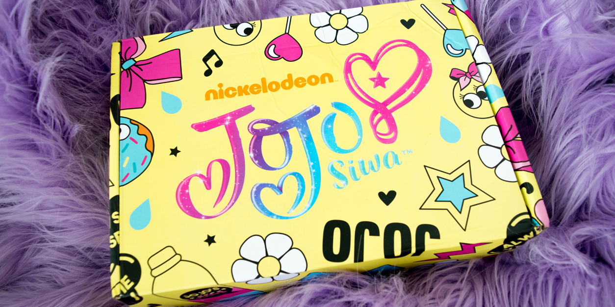 6fc3f9cc9 The Spring JoJo Siwa Box is Sparkly and Bright