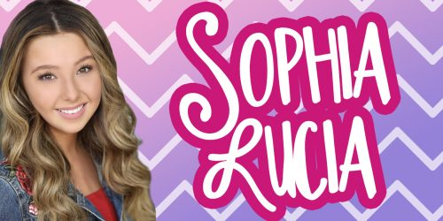 """Sophia Lucia Chats """"Ain't Gonna Play"""", Empowering Others, and More!"""