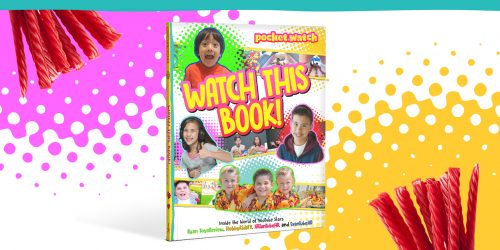 Watch This Book Gives You a Behind the Screens Look at Your Favorite YouTube Stars