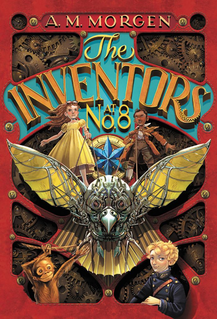 YAYBOOKS! May 2018 Roundup - The Inventors at No. 8