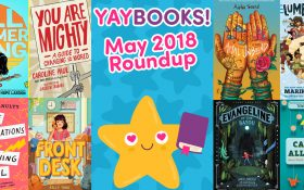 YAYBOOKS! May 2018 Roundup