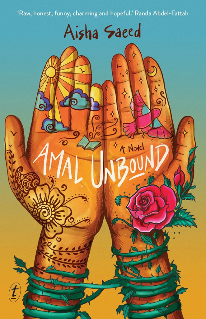 YAYBOOKS! May 2018 Roundup - Amal Unbound