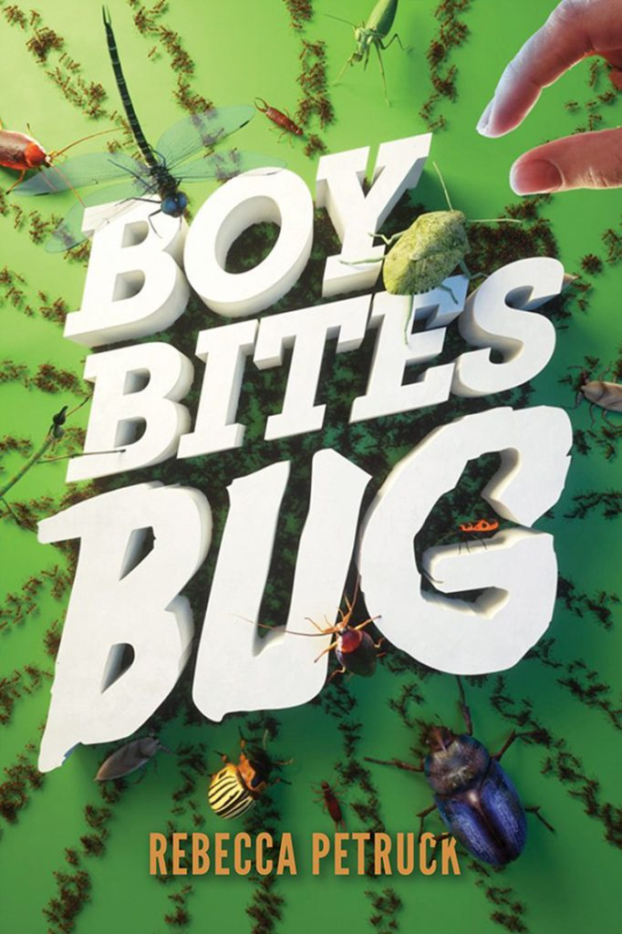 YAYBOOKS! May 2018 Roundup - Boy Bites Bug