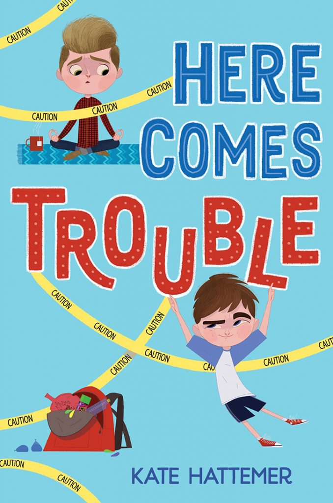 YAYBOOKS! May 2018 Roundup - Here Comes Trouble