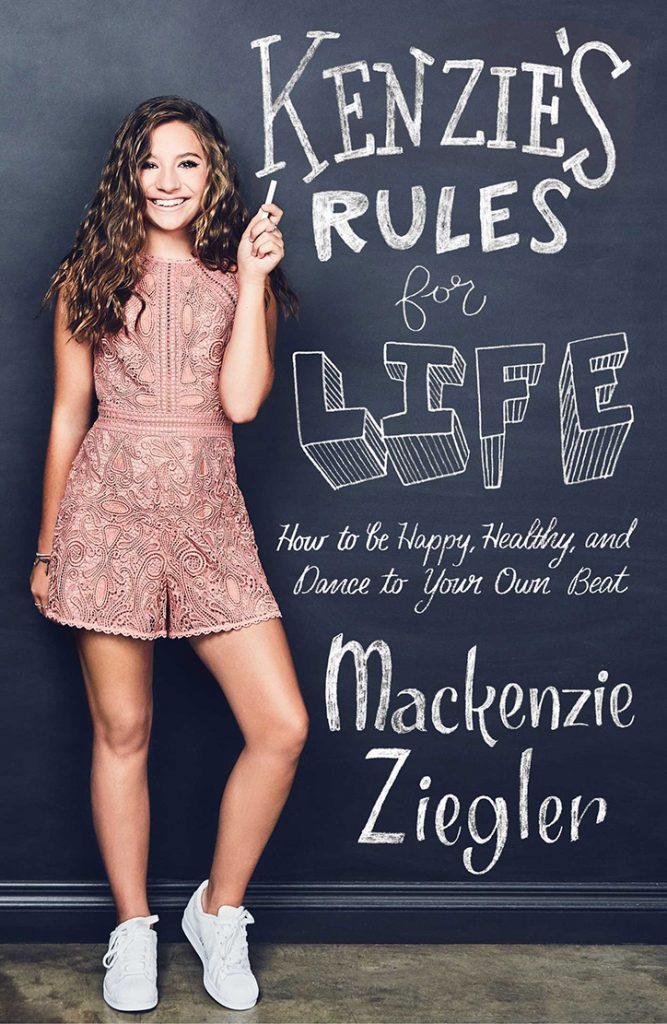 YAYBOOKS! May 2018 Roundup - Kenzie's Rules for Life