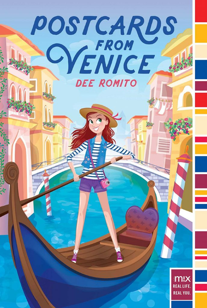 YAYBOOKS! May 2018 Roundup - Postcards from Venice