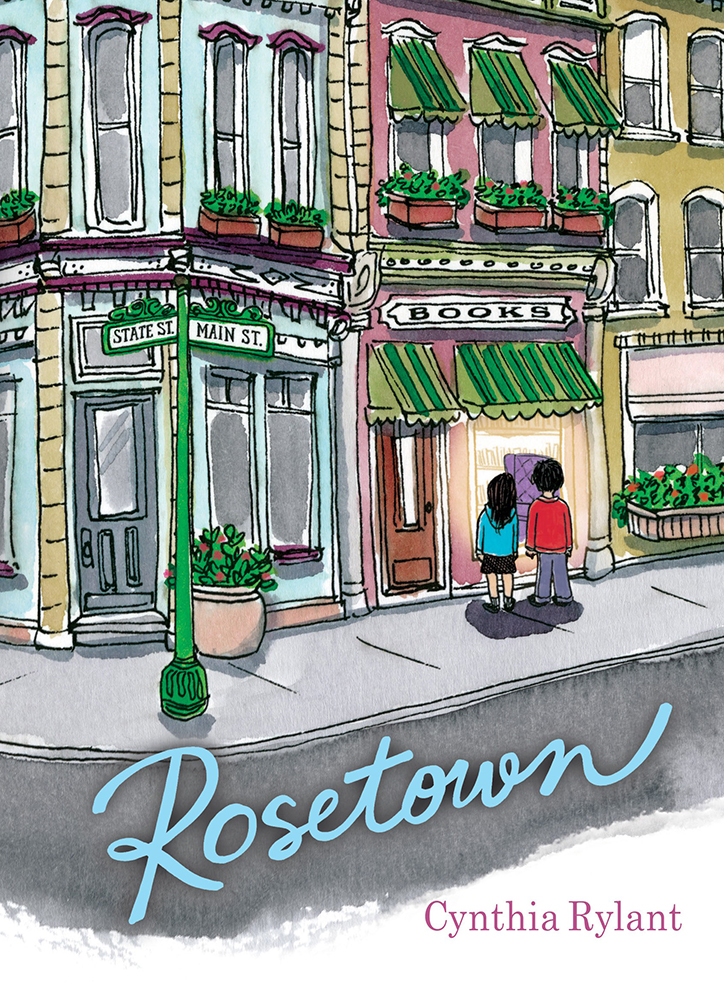YAYBOOKS! May 2018 Roundup - The Supernormal Sleuthing Serivce: Rosetown