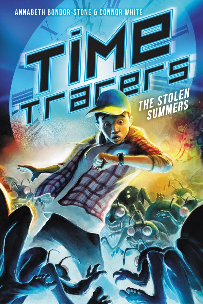 YAYBOOKS! May 2018 Roundup - Time Tracers