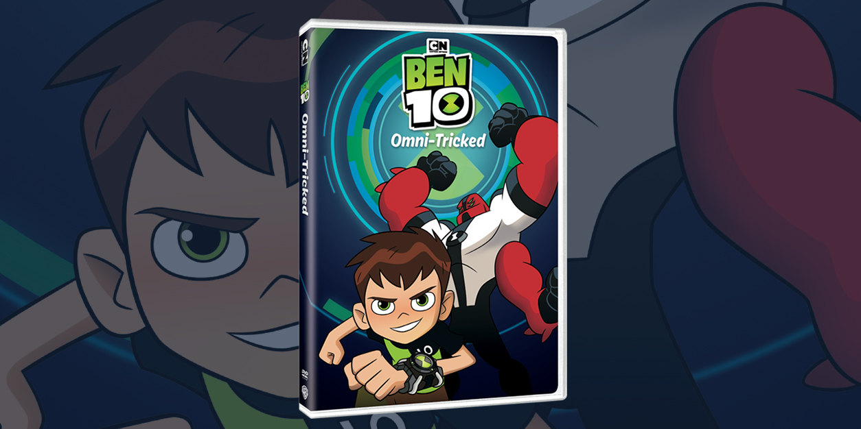 Ben 10 Reboot Season 3 Episode 4