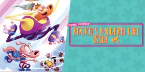 Rocko's Modern Life #5 - PREVIEW
