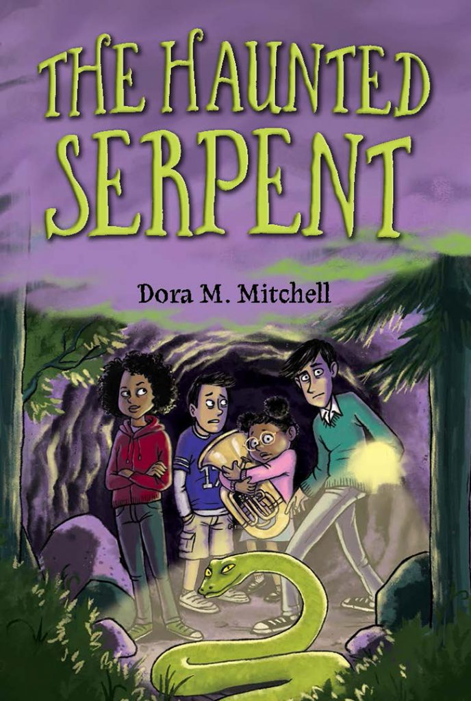 6 Spooky Facts About The Haunted Serpent with Author Dora M. Mitchell