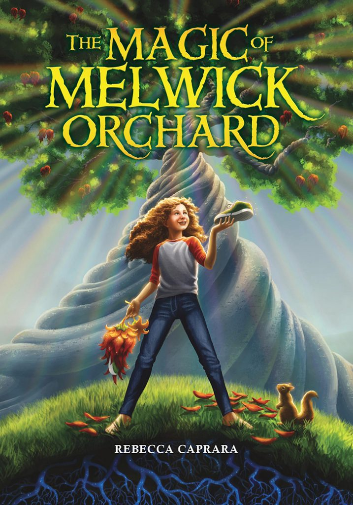 The Magic of Melwick Orchard - 10 Magical Facts with author Rebecca Caprara