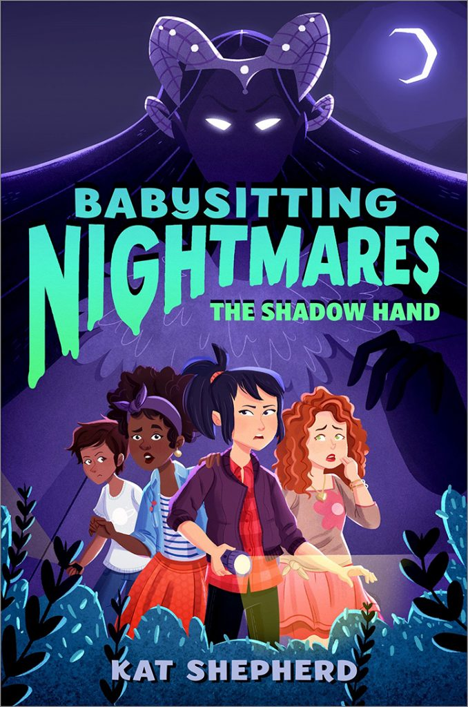 YAYBOOKS! June 2018 Roundup - Babysitting Nightmares: The Shadow Hand