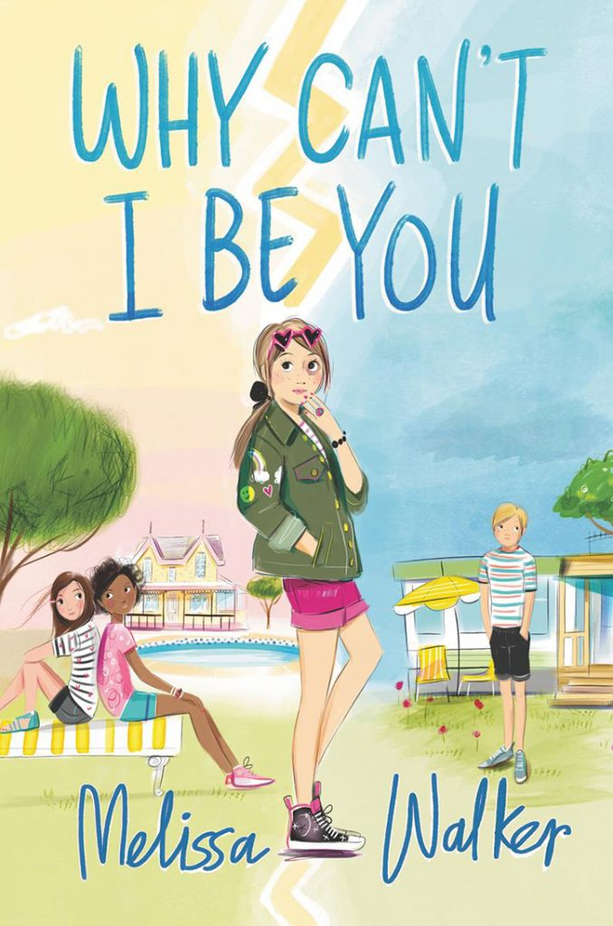 YAYBOOKS! June 2018 Roundup - Why Can't I Be You