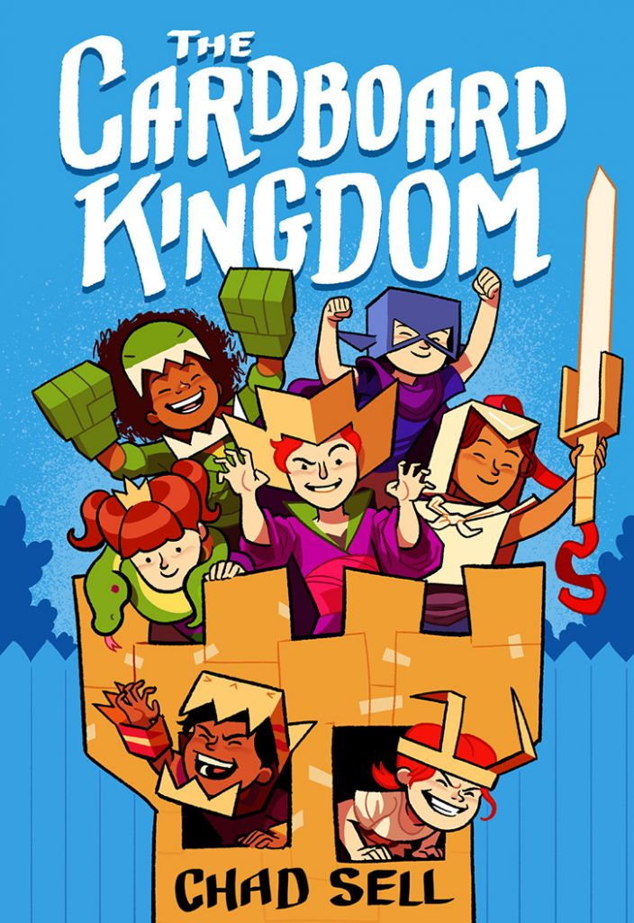 YAYBOOKS! June 2018 Roundup - The Cardboard Kingdom